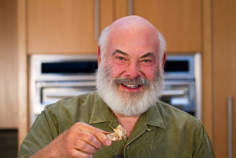 "<a href=""http://www.drweil.com/drw/u/RCP00183/Sardine-or-Kipper-Sandwich-Spread.html"">Sardine Spread</a> on a cracker. Perhaps my all-time favorite snack."