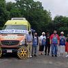 The Dracut Rotary team