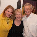 Peggy Heuser, Tara Bassett and Louis Heuser.