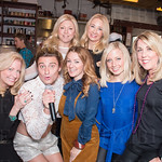 Suzanne Whayne, Wil Heuser, Michelle Mandro, Tonya Abeln, Cindy Carcione, Kristin Walls and Kathi Lincoln.