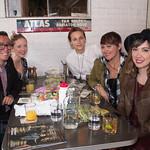 James Amaya, Bridget Groghan, Amber Browning, Jess Amburgey and Amelia Johnson.