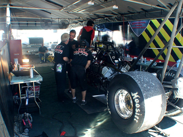 Top Alcohol Dragster Galleries