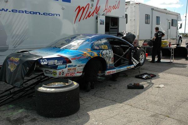 2005 Drag Racing
