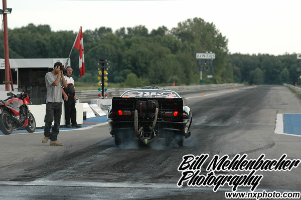 CANUSA Hot Rod Reunion, PMRA, Pro Mods, ONDR, Nostalgia,St. Thomas Dragway's  August 4, 2006