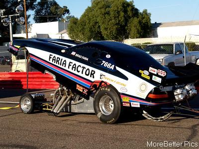 2008 Aero Jet Funny Car Finals at Firebird Raceway by Pete Gemar