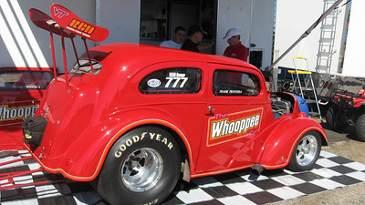 The Whooppee Car is under new ownership, but still thrills mid Atlantic drag racing fans after 30 years.