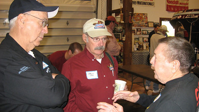 Dickie Estevez, Beaver Bob McArdle, and Gene Altizer.