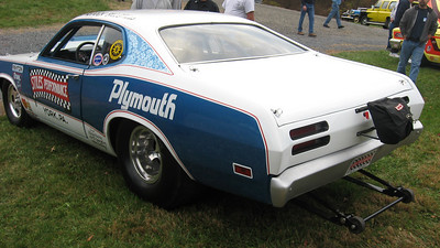 Bill Stiles Pro Stock Plymouth Duster.