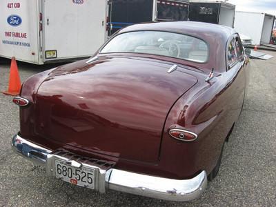 Combination 49-52 Ford Custom.