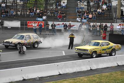 2009 Lucas Oil Drag Racing Series (Seattle)