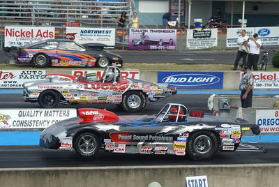 2009 Lucas Oil Drag Racing Series (Woodburn)