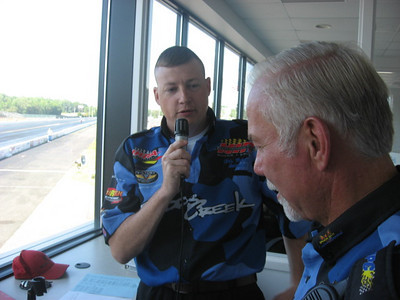 MIR announcer Chris and Royce Miller discuss the event.