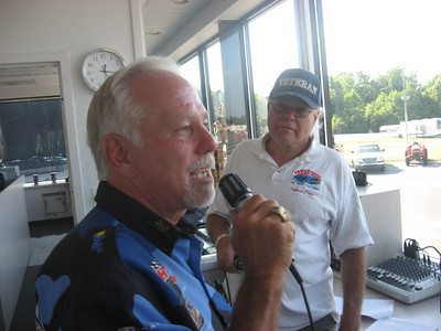 Royce describes the genesis of the Legends at Budds Creek event with Johnny Rocca, who was there at the beginning of the plans for the race a year and a half ago.