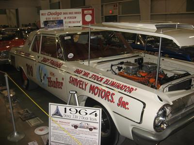 Bud Faubel's Hemi Honker '64 Dodge.