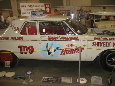Bud Faubels' Hemi Honker '64 Dodge Super Stock/A car.