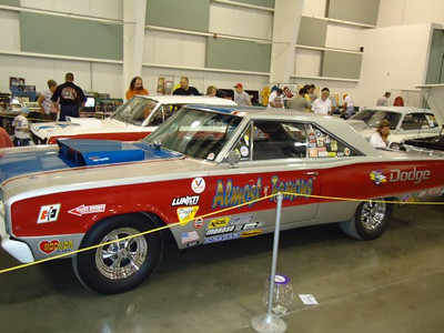 Big Dodge looked great.