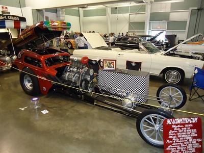 Dale & Ellen's fuel coupe.