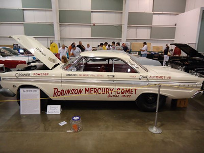 Robinson Mercury Comet.