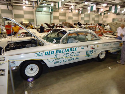 The Old Reliable II Chevy.