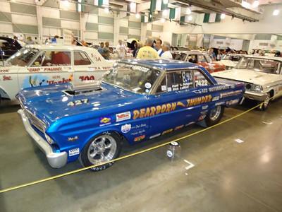 Dearborn Thunder Ford Super Stock.