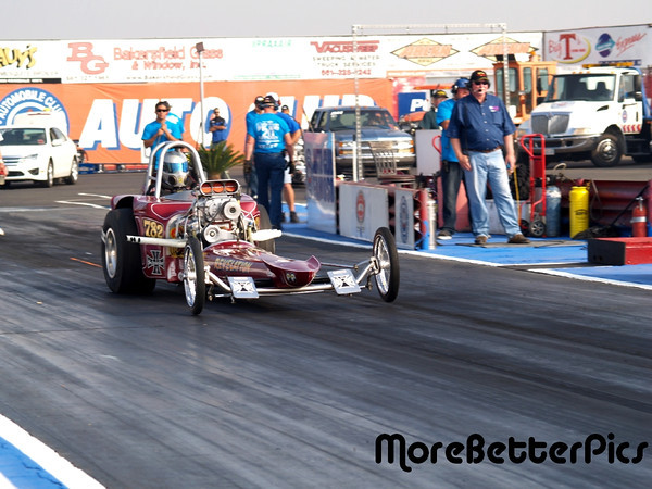 2011 California Hot Rod Reunion Photos - Dragsters