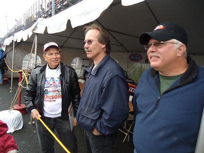 Bill from the Bruce Larson camp and the guys who own the Joe Amato fueler. Need names!