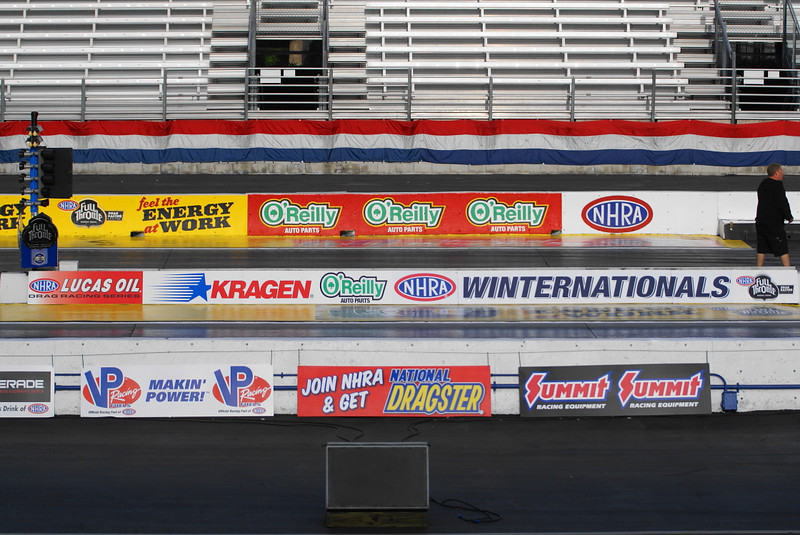 Welcome to the 2011 Winternationals