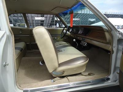 John Hoer's '66 Bel Air looked like it came off the showroom floor.