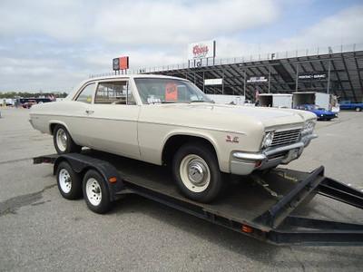John Hoer of Newport News, VA, brought out this clean '66 Bel Air.