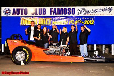 Nostalgia Eliminator II winner, Bob Johnson