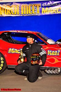 Pro 7.0 winner, Jesse Adams