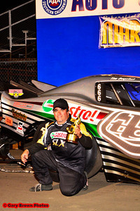 Funny Car winner, Tim Boychuk