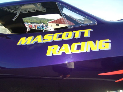 Scott Ringwood's Mascot Racing 78 Corvette BB/FC.