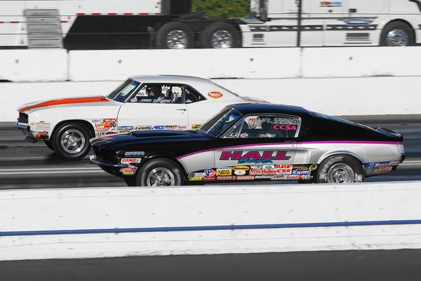 2012 NHRA Finals (Saturday)