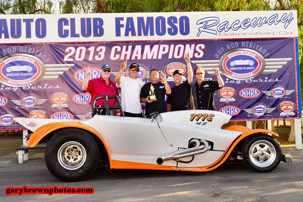 2013  Heritage Series Fall Championship Winner Circle Photos