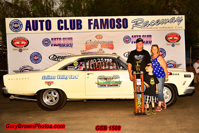 Doug Hampton  #755  A/FX   2014 CHRR Event Winner