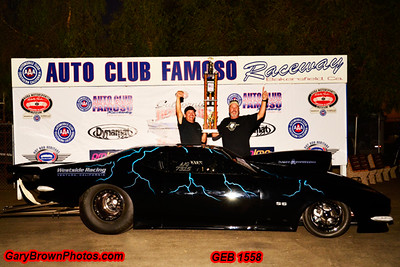 Eric Bush  #7315  A/Gas   2014 CHRR Event Winner
