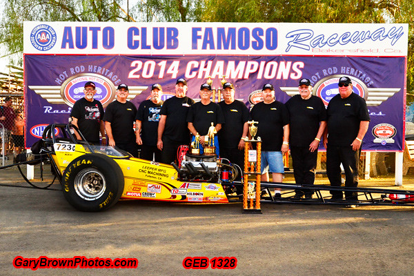 2014 CHRR Winners Circle Photos