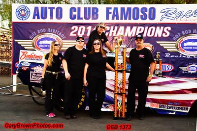 Dan Horan  #736  Funny Car    Points Champion & 2014 CHRR Event Winner
