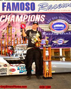 Bobby Cottrell  #D776  7.0 Pro   Points Champion & 2014 CHRR Event Winner