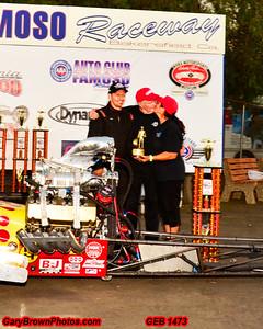 Bobby Cottrell  #7776  A/Fuel   2014 CHRR Event Winner
