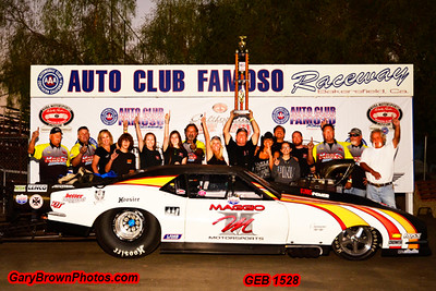 Mike Maggio  #4  Pro Mod   2014 CHRR Event Winner