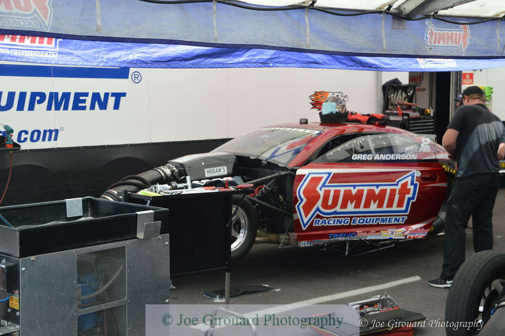 NHRA New England Nationals