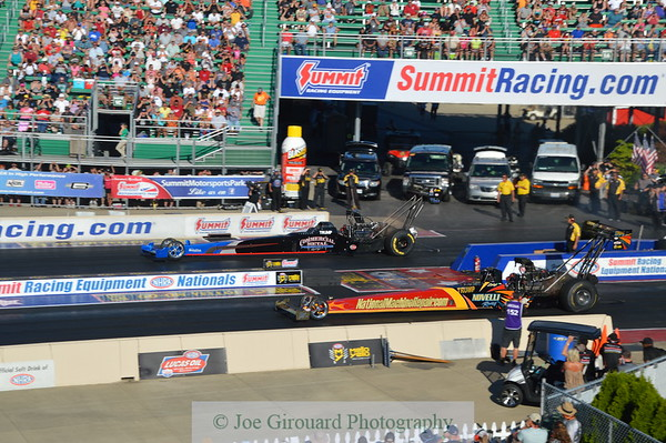 NHRA Summit Nationals