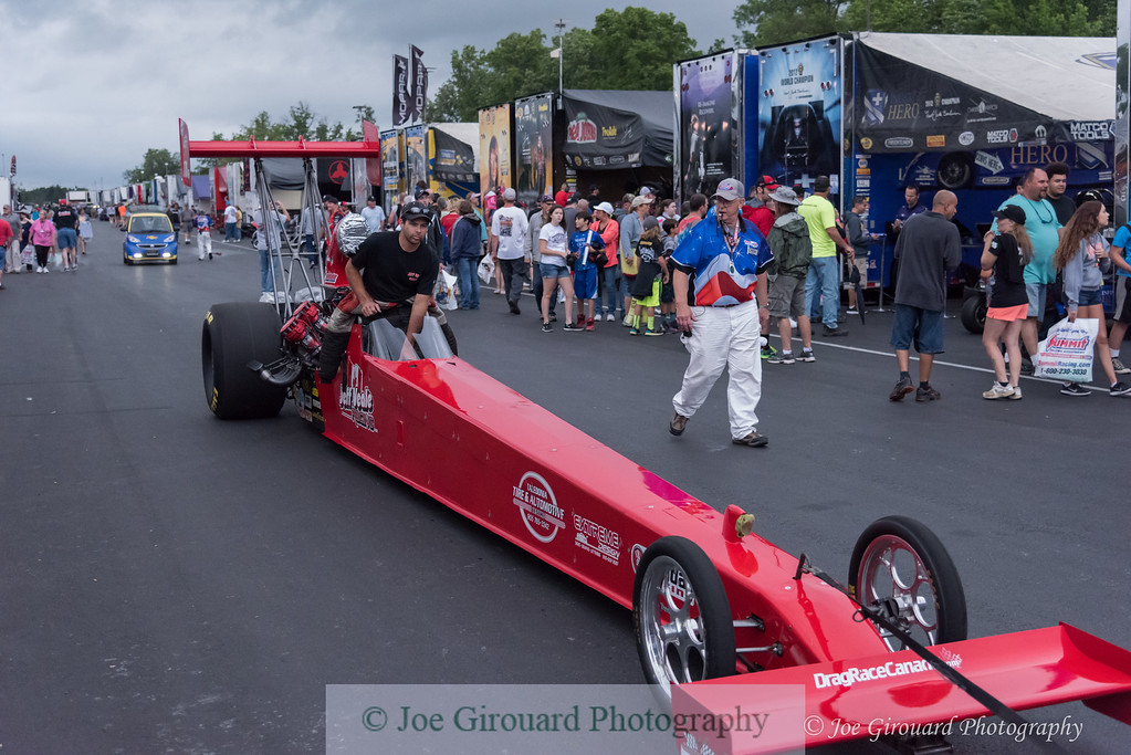 2017 NHRA Summit Nationals Top Alcohol Dragster