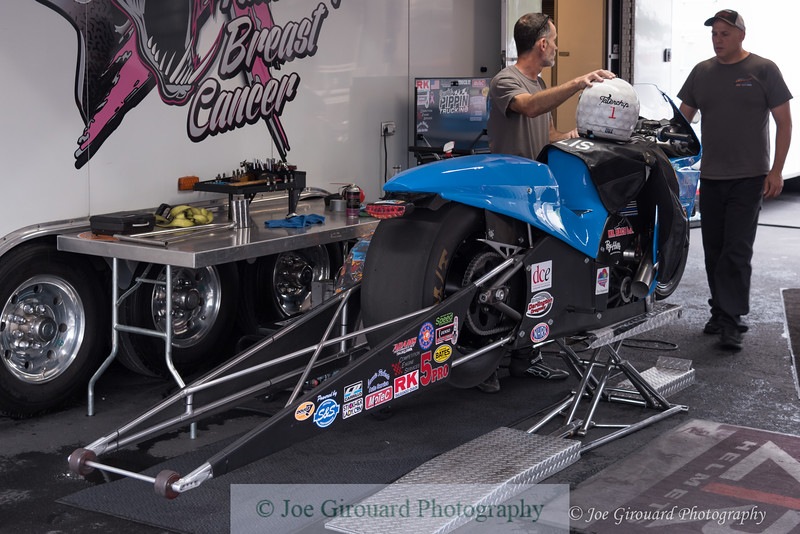 2017 NHRA Summit Nationals Pro Stock Motorcycle