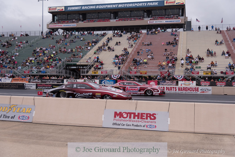 2017 NHRA Summit Nationals Pro Stock Car