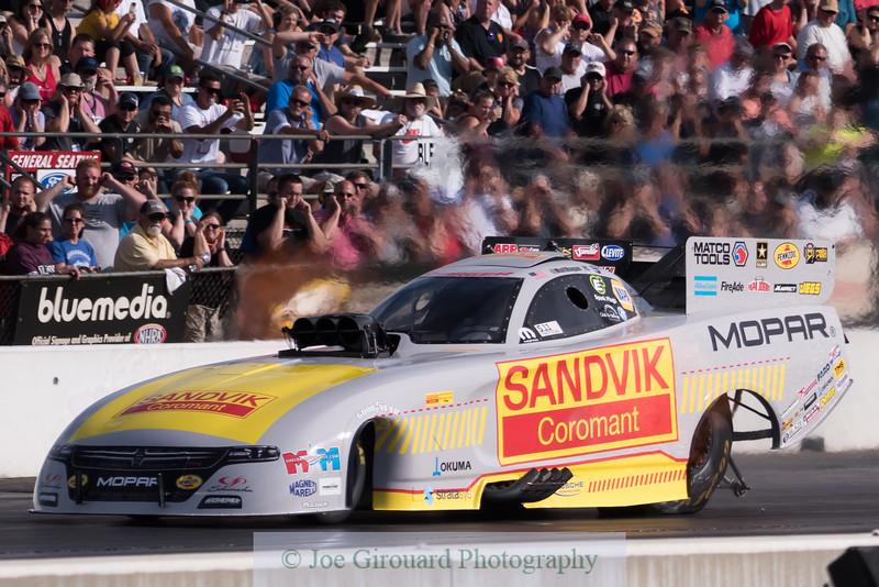 2018 NHRA New England Nationals