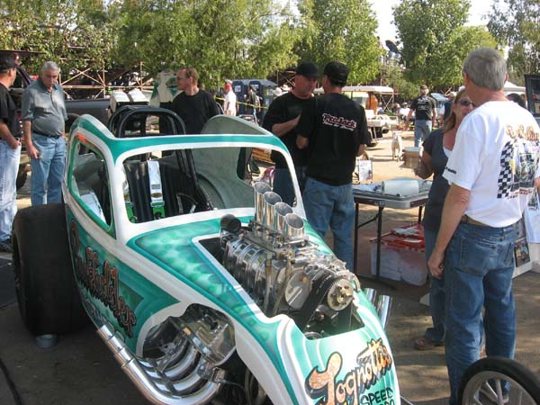 50th Annual Bakersfield March Meet by Bill Pratt
