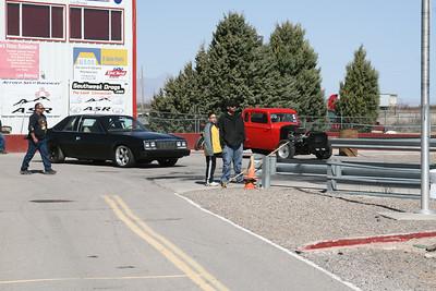 Arroyo Seco Drag Racing - March 21, 2010